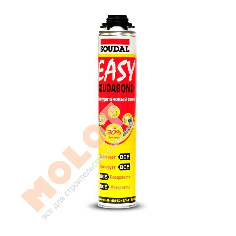 Полиуретановый клей easy soudabond цена каучуко битумная мастика отзывы